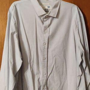 Men's dress shirt, Old Navy